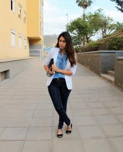 ethnic jeans