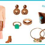 Combinación perfecta: cuero, camel y dorado