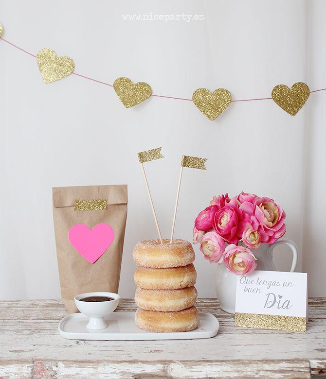 desayuno enamorados