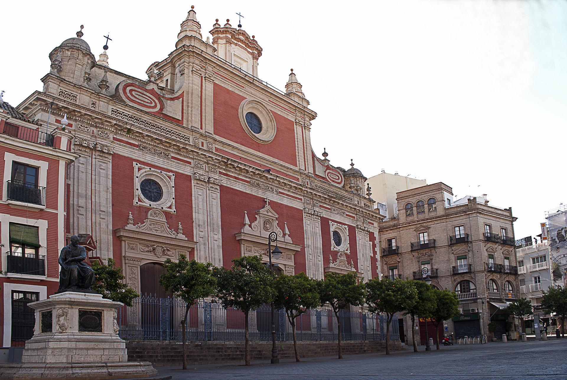 Plaza_del_salvador- Sevilla