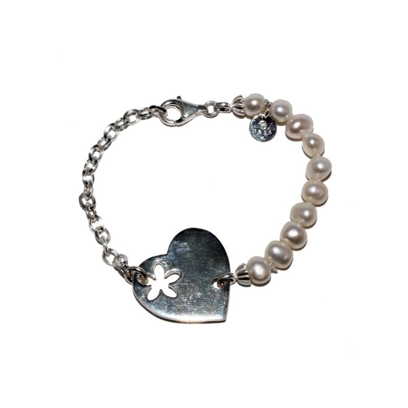 pulsera-plata-corazon