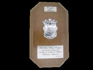 escudo málaga