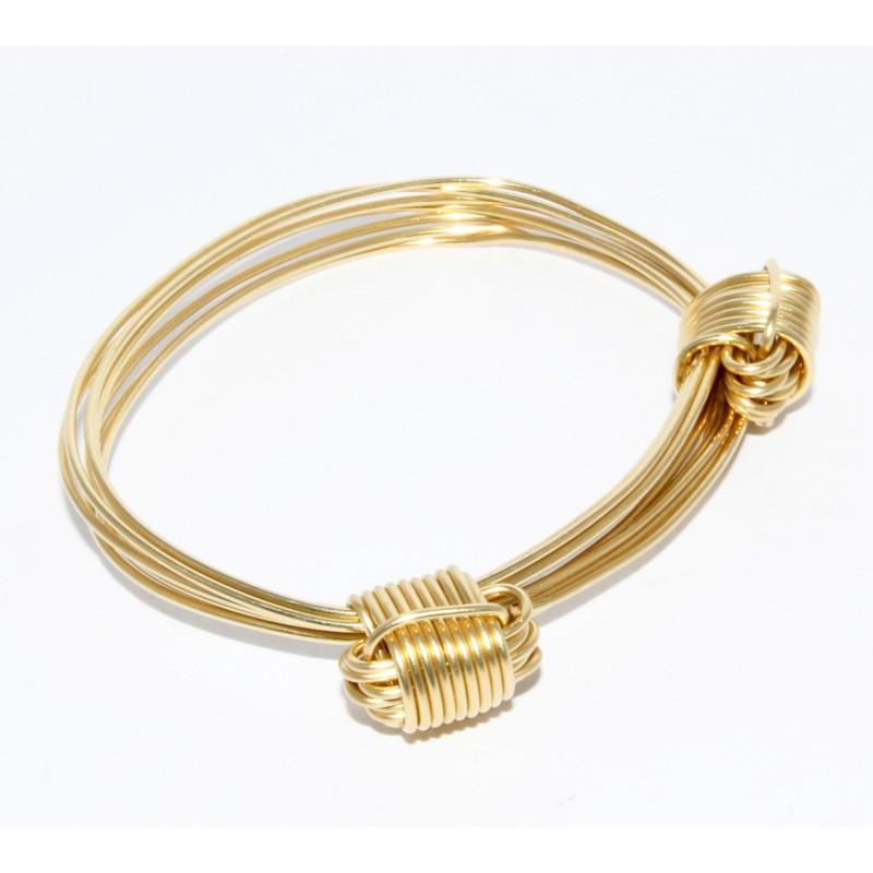 pulsera-nudos-oro