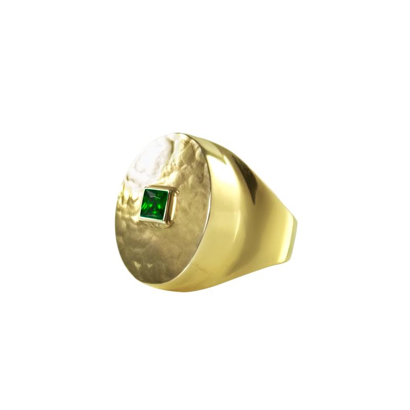 anillo-tindaya-perfil-esmeralda