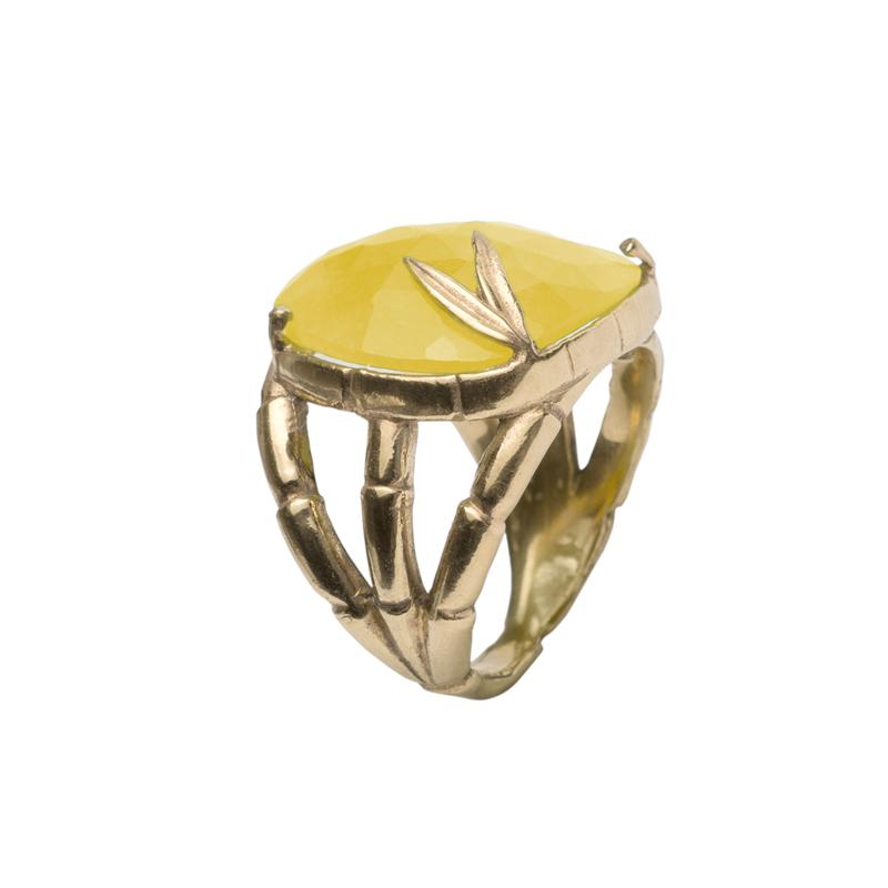anillo-plata-bano-oro-citrino