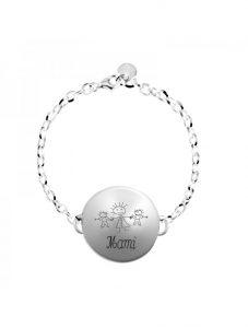 joyas personalizadas: Pulsera de plata