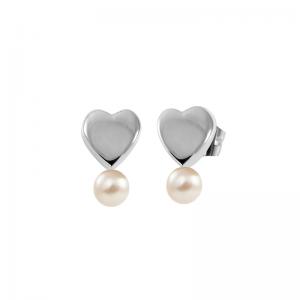 pendientes-corazon-electroforming-plata-y-perla