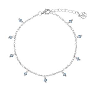 Pulsera-brigitte-azul-plata