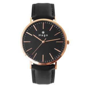 Reloj-Karfi-negro-cuero
