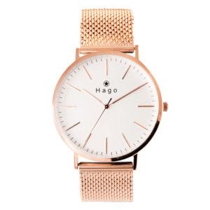 Reloj-Karfi-rosa-acero