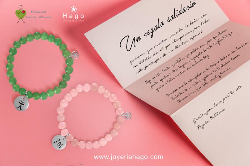 Regalos solidarios detalles de boda blog de joyer a - Detalles para regalar en boda ...